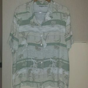Alfred Dunner  Woman Shirt